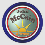 John McCain Sticker