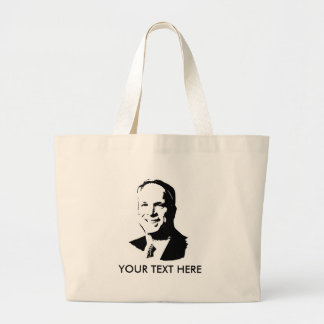 John McCain Tote / Custom Text Bag