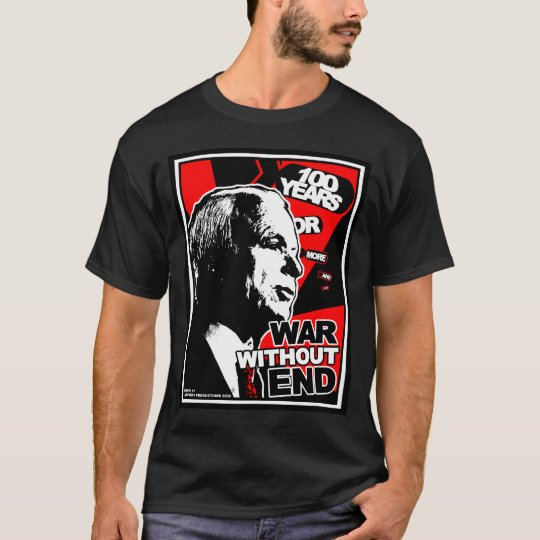 John McCain: War Without End T-Shirt