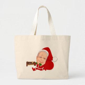 John McCain's New Job Doodle Art Bag