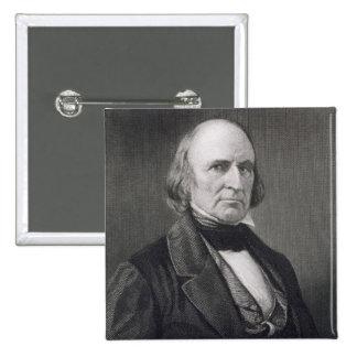 John McLean (1785-1861) engraved by Henry Bryan Ha Pinback Button