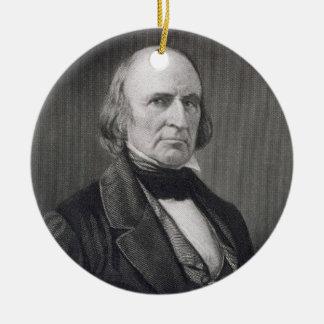John McLean (1785-1861) engraved by Henry Bryan Ha Ceramic Ornament