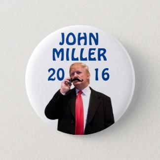 John Miller 2016 Button