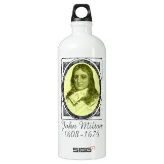 John Milton Aluminum Water Bottle