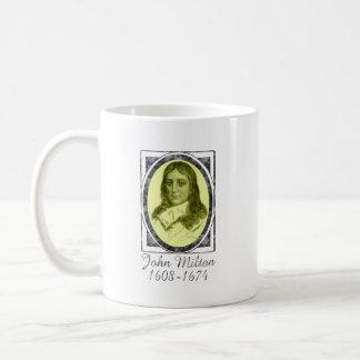 John Milton Coffee Mug