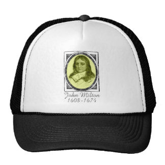 John Milton Trucker Hats