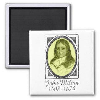John Milton Imán Para Frigorífico