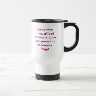 John Milton & Virgil Travel Mug