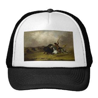 John Mix Stanley - Buffalo Hunt on the Southwester Trucker Hat