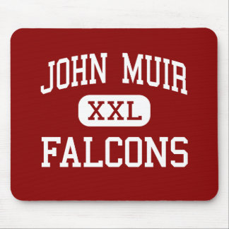 John Muir - Falcons - Middle - San Leandro Mouse Pad