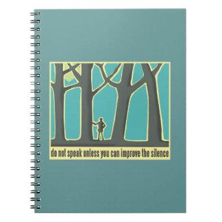 John Muir Quote Note Book