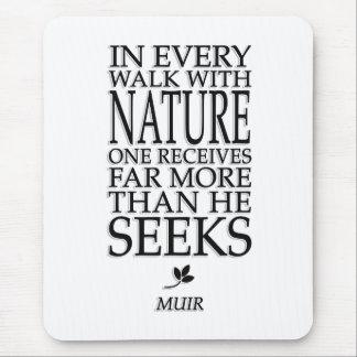 John Muir Tapete De Ratones