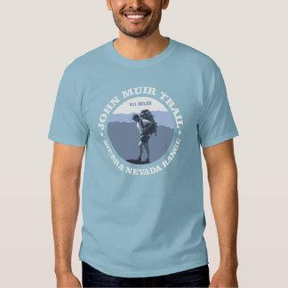 John Muir Trail Apparel T Shirt
