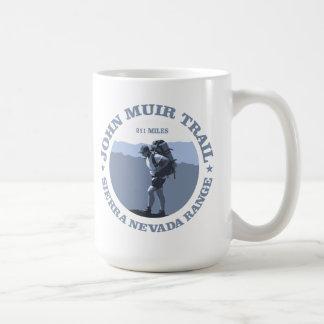 John Muir Trail Classic White Coffee Mug