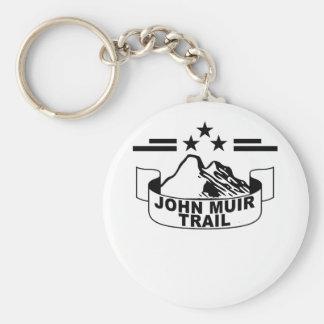 John Muir Trail ' Keychain