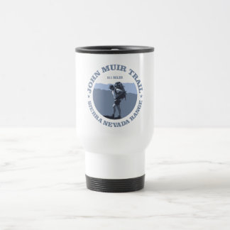 John Muir Trail Coffee Mug