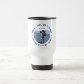 John Muir Trail Travel Mug