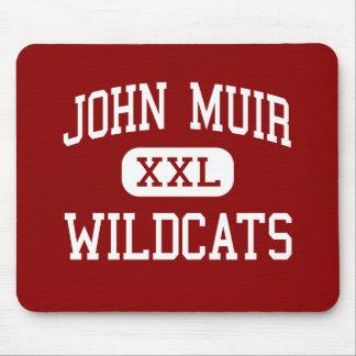 John Muir - Wildcats - Middle - Corcoran Mouse Mats