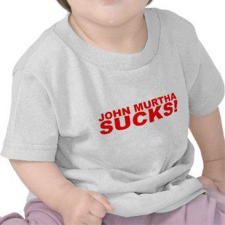 John Murtha Sucks! Tshirts