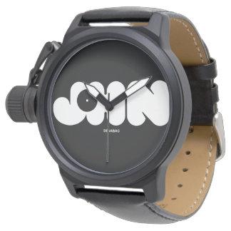JOHN NAME / Mens Watch Relojes De Mano