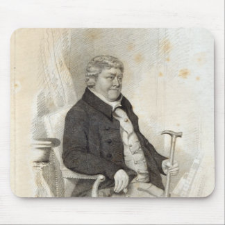 John Nichols, engraved by H. Meyer, 1825 Mouse Pad