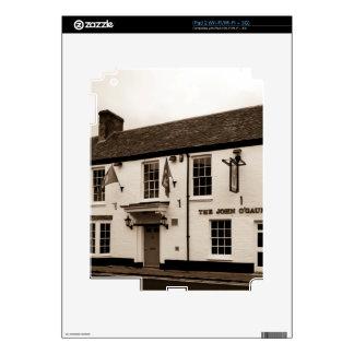 John O Gaunt Inn iPad 2 Skins