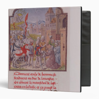 John of Gaunt being received by the citizens Vinyl Binders