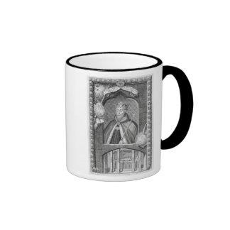 John of Gaunt, Duke of Lancaster (1340-99) after a Ringer Coffee Mug