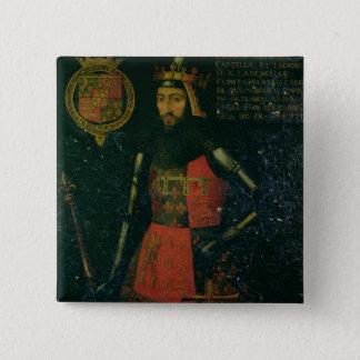John of Gaunt, Duke of Lancaster Button