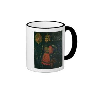 John of Gaunt, Duke of Lancaster Ringer Coffee Mug