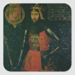 John of Gaunt, Duke of Lancaster Square Sticker