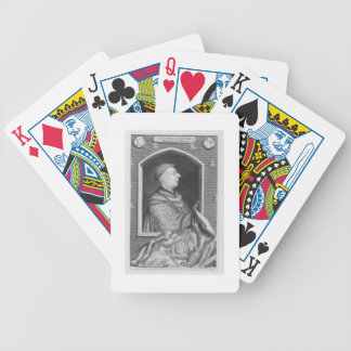 John of Lancaster, Duke of Bedford (1389-1435) aft Bicycle Playing Cards