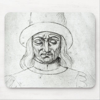 John of Luxembourg Mouse Pad