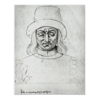 John of Luxembourg Poster