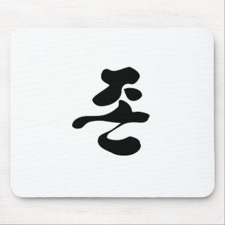 John or Jon written in Korean Mouse Pad