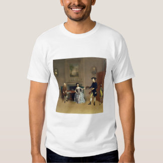 John Orde, with his wife Anne, and his eldest Son, T Shirt