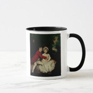 John Parker and his sister Theresa, 1779 Mug