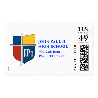 John Paul II High School Postage