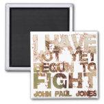 John Paul Jones Iman Para Frigorífico