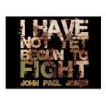 John Paul Jones Postales