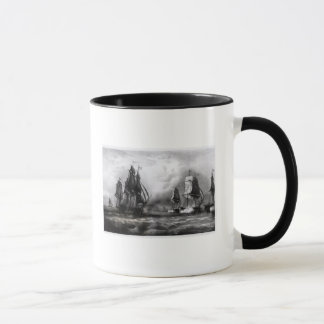 John Paul Jones's 'Ranger' Ship, 1793 Mug