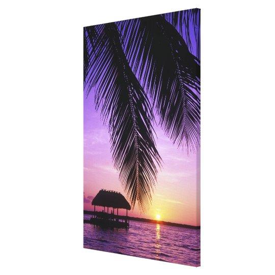 John Pennekamp State Park, Florida Keys, Key Canvas Print