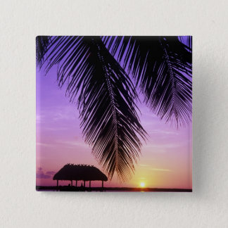 John Pennekamp State Park, Florida Keys, Key Pinback Button
