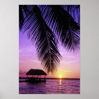 John Pennekamp State Park, Florida Keys, Key Poster