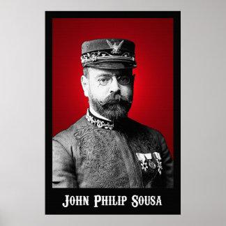 John Philip Sousa 36 x 24 posters Póster