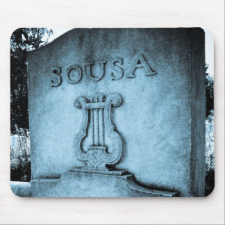 John Philip Sousa Memorial Mouse Pad