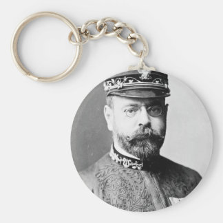 John Philip Sousa Portrait Keychain