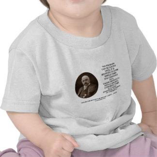 John Pierpont Morgan No Problem Can Be Solved Shirts
