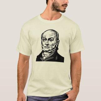 """John Quincy Adams """"6"""" Tee"""