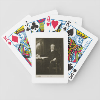 John Quincy Adams, 6th President of the United Sta Bicycle Playing Cards